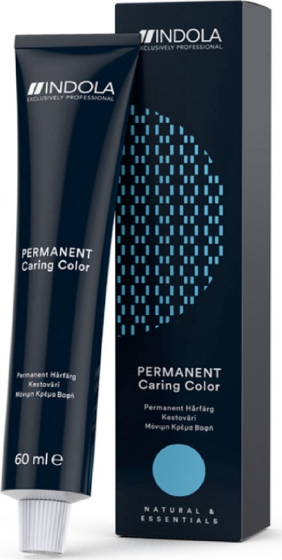 Краска для волос Indola Permanent Caring Color тон 6.66x 60мл