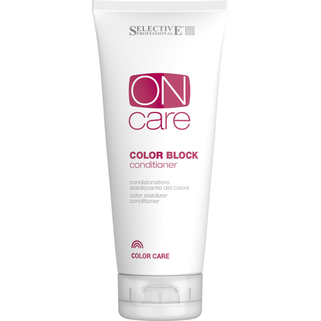 Кондиционер для волос Selective Professional One Care Color Block Conditioner 200мл