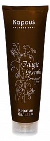 Бальзам для волос Kapous Magic Keratin 250мл