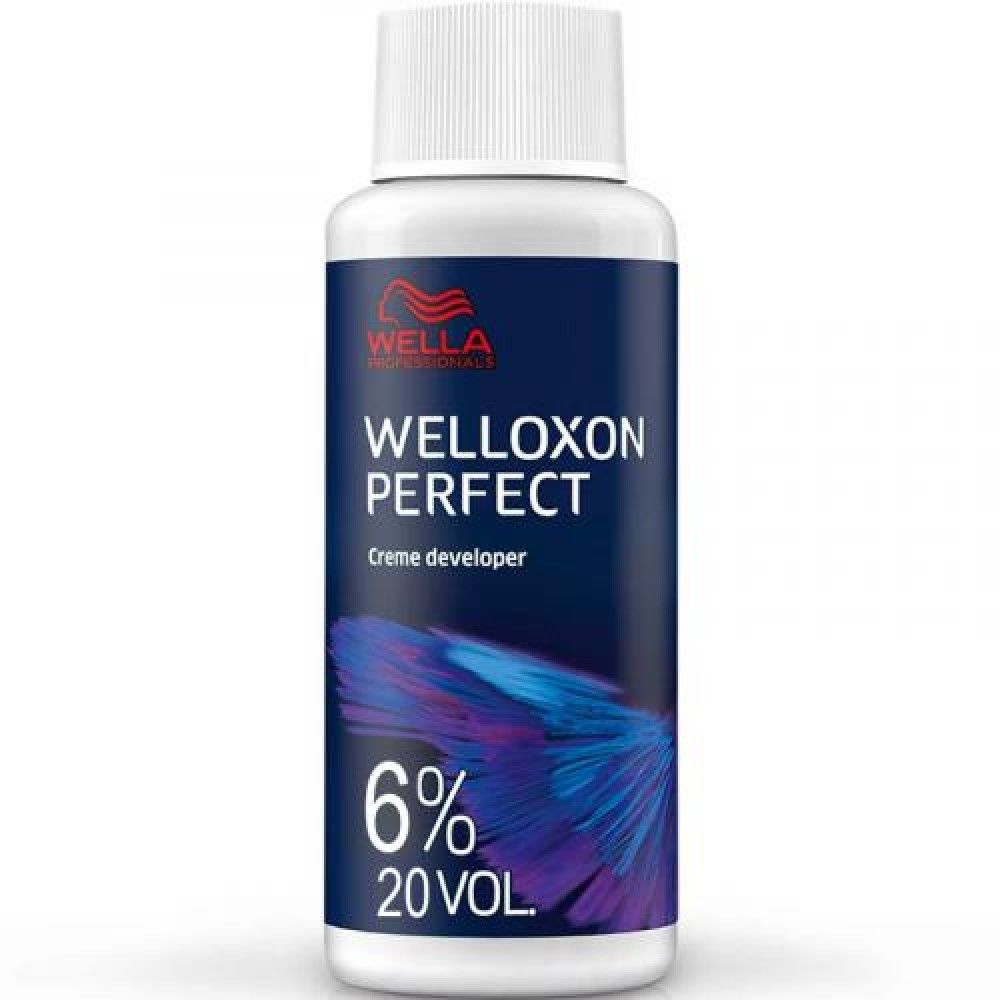 Окислитель Wella Professionals Welloxon Perfect 6% 60мл