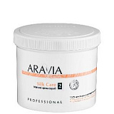 Скраб для тела Aravia Professional Organic Silk Care мягкий 550мл