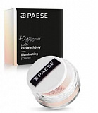 Хайлайтер для лица Paese Highlighter Illuminating Powder с эффектом сияния тон 01 шампань 13г