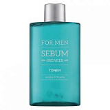 Тоник для лица Missha For Men Sebum Breaker Toner мужской 160мл