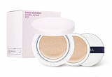 Набор косметики для лица Missha Magic Cushion Cover Lasting Special Set 21+21(R)+Puff