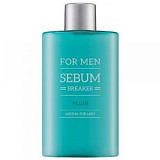 Флюид для лица Missha For Men Sebum Breaker Fluid мужской 160мл